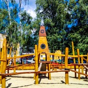Small park pszczelnik