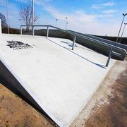 Small skatepark slawkow