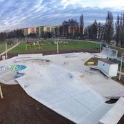 Small skate park krkaow