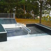 Small skatepark warszawa