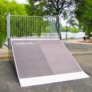 Small skatepark katowiece