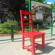 Small magiczne krzeslo w bydgoszczy
