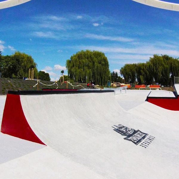 Skatepark busko zdr j