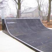 Small skatepark p ock