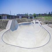 Small skatepark opole