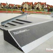 Small skatepark bielany wroc awskie