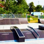 Small skatepark zgorzelec
