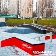 Small skatepark kielce