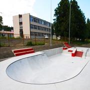 Small skatepark radzionk w