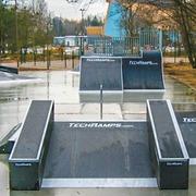 Small skatepark kedzierzyn ko le  5
