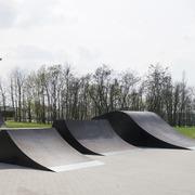 Small skate park konin