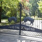 Small park chopina konin
