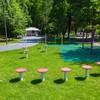 plac zabaw ogród jordanowski w Kazimierzu Górniczym w Sosnowiecu zdjęcie 20