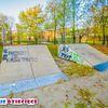 Skatepark Sosnowiec park Sielec