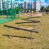 Plac zabaw Katowice ul Rolna zdjęcie 5