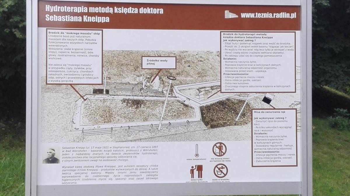 Tężnia solankowa w Radlinie zdjęcie 5