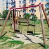 Plac zabaw Kielce ul. Kruszcowa