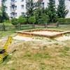 Plac zabaw Kielce ul. Galenowa
