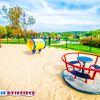 Plac zabaw Katowice Dolina 3 Stawów zdjęcie 1