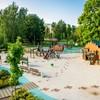 Plac zabaw Olkówek - Park Jurajski Warszawa