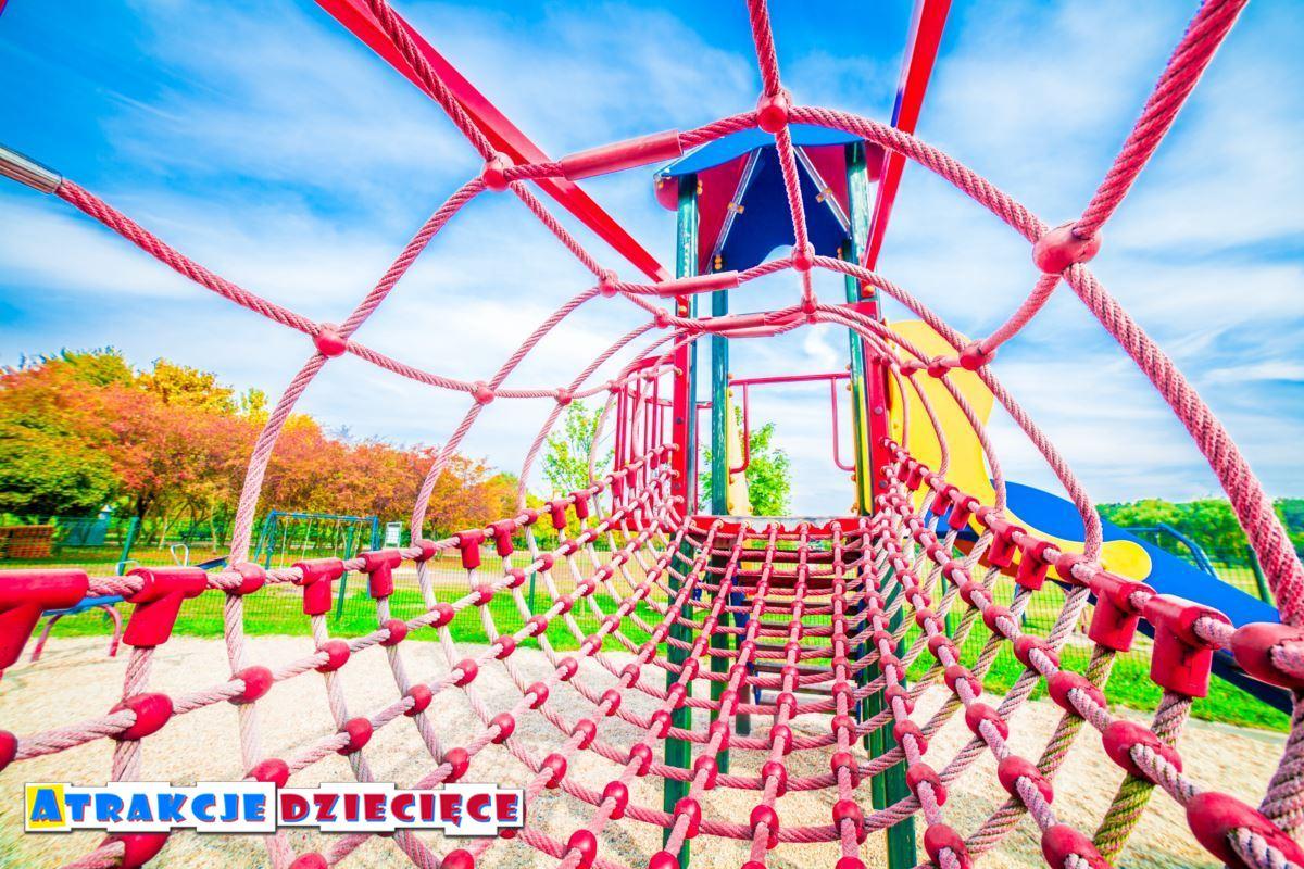 Plac zabaw dla dzieci Katowice Dolina 3 Stawów zdjęcie 9