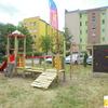 Plac zabaw w Kluczborku, ul. Jana Pawła II