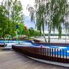 Wodny plac zabaw w Tychach
