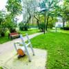 Siłownia plenerowa Katowice Park Alojzego Budnioka