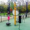 Plac zabaw w Parku Piłsudskiego w Zakopanem