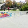 Skatepark w Parku Piłsudskiego w Zakopanem