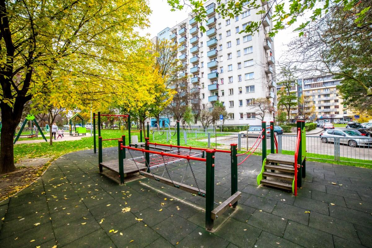 Smoczy plac zabaw Kraków ul. Krowoderskich Zuchów zdjęcie 13