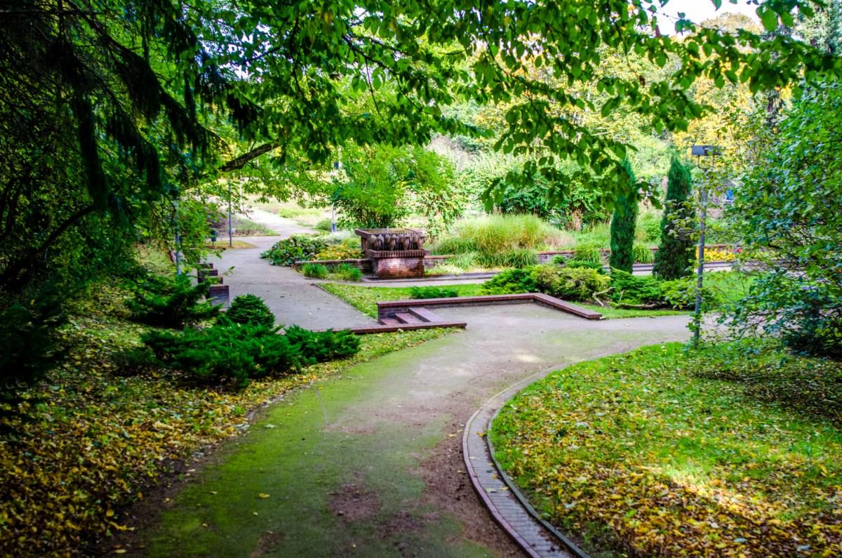 Ogród różany Różanka w Szczecinie zdjęcie 4