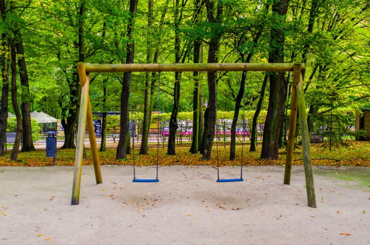 Ogród różany Różanka w Szczecinie zdjęcie 1