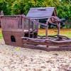 Plac zabaw Szczecin Park Żeromskiego