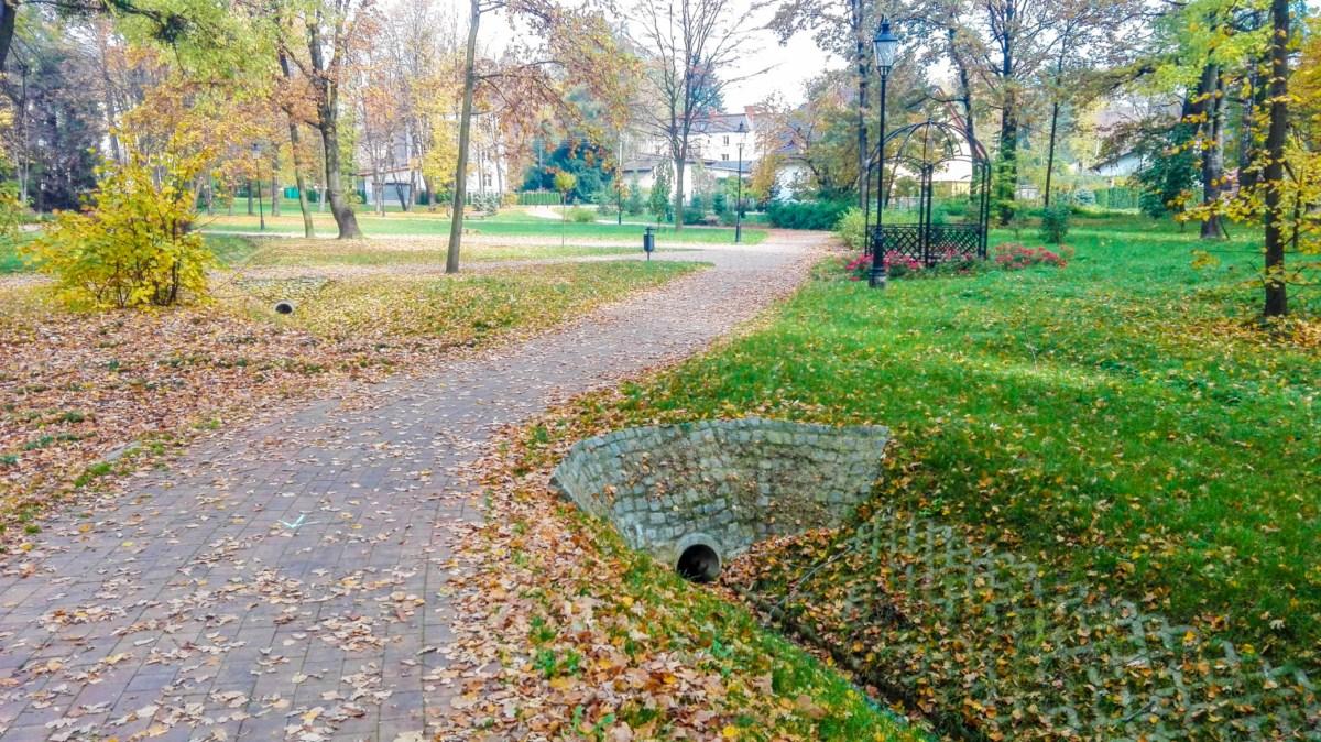 Park zdrojowy w Goczałkowicach zdjęcie 7