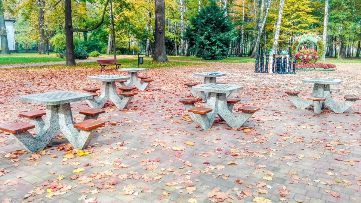 Park zdrojowy w Goczałkowicach zdjęcie 3