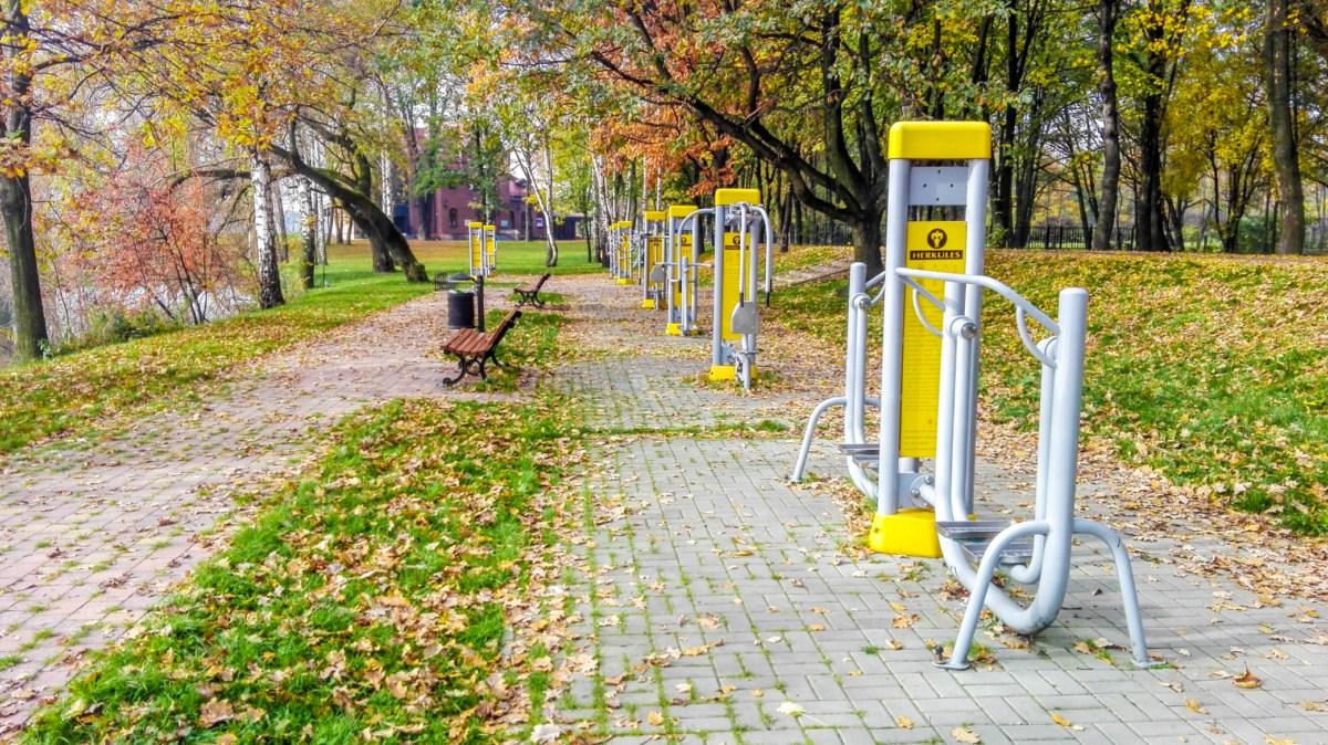 Park zdrojowy w Goczałkowicach zdjęcie 2