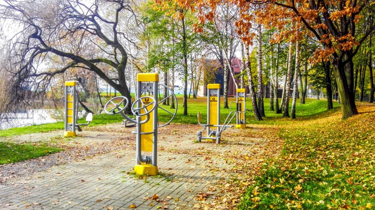 Park zdrojowy w Goczałkowicach zdjęcie 0