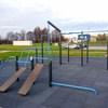 Street workout Sosnowiec ul. Sokolska