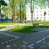 Miasteczko ruchu drogowego w Iławie