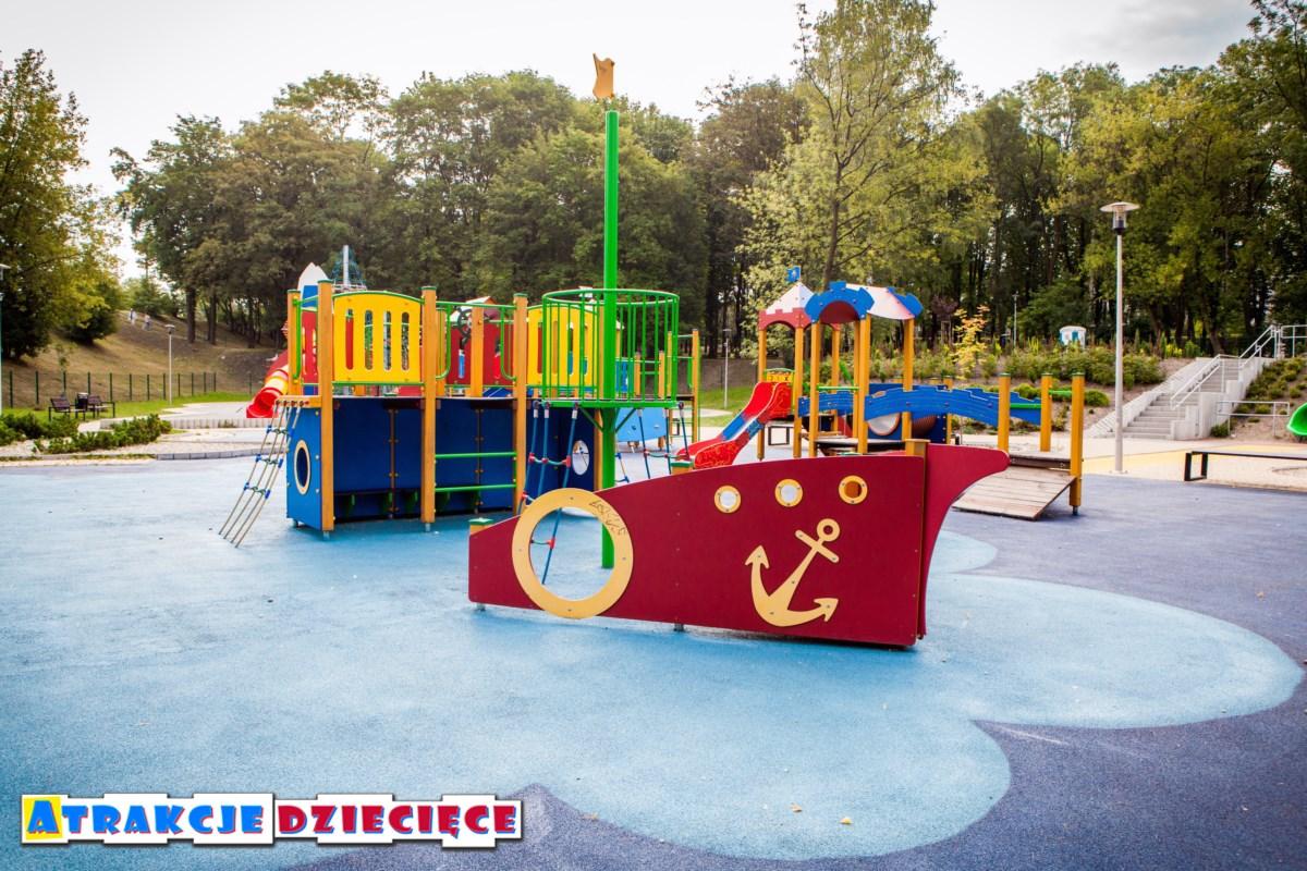 Plac Zabaw Będzin Park Warpie zdjęcie 0