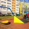 Plac zabaw Tychy ul. Edukacji