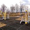 Siłownia zewnętrzna Park Środula Sosnowiec