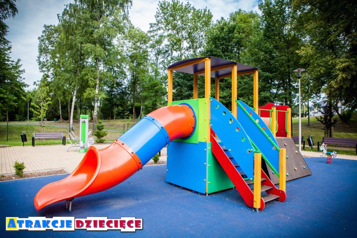 Plac Zabaw Będzin Park Warpie zdjęcie 2