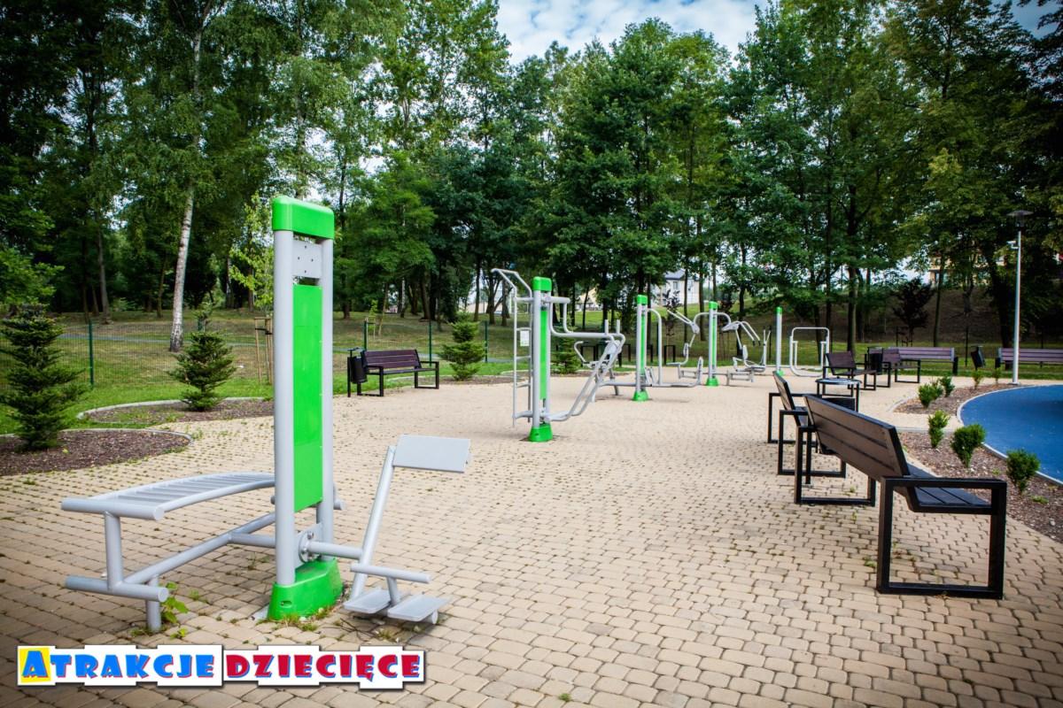 Plac Zabaw Będzin Park Warpie zdjęcie 3