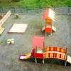 Plac zabaw przy SP nr 1 w Koniakowie