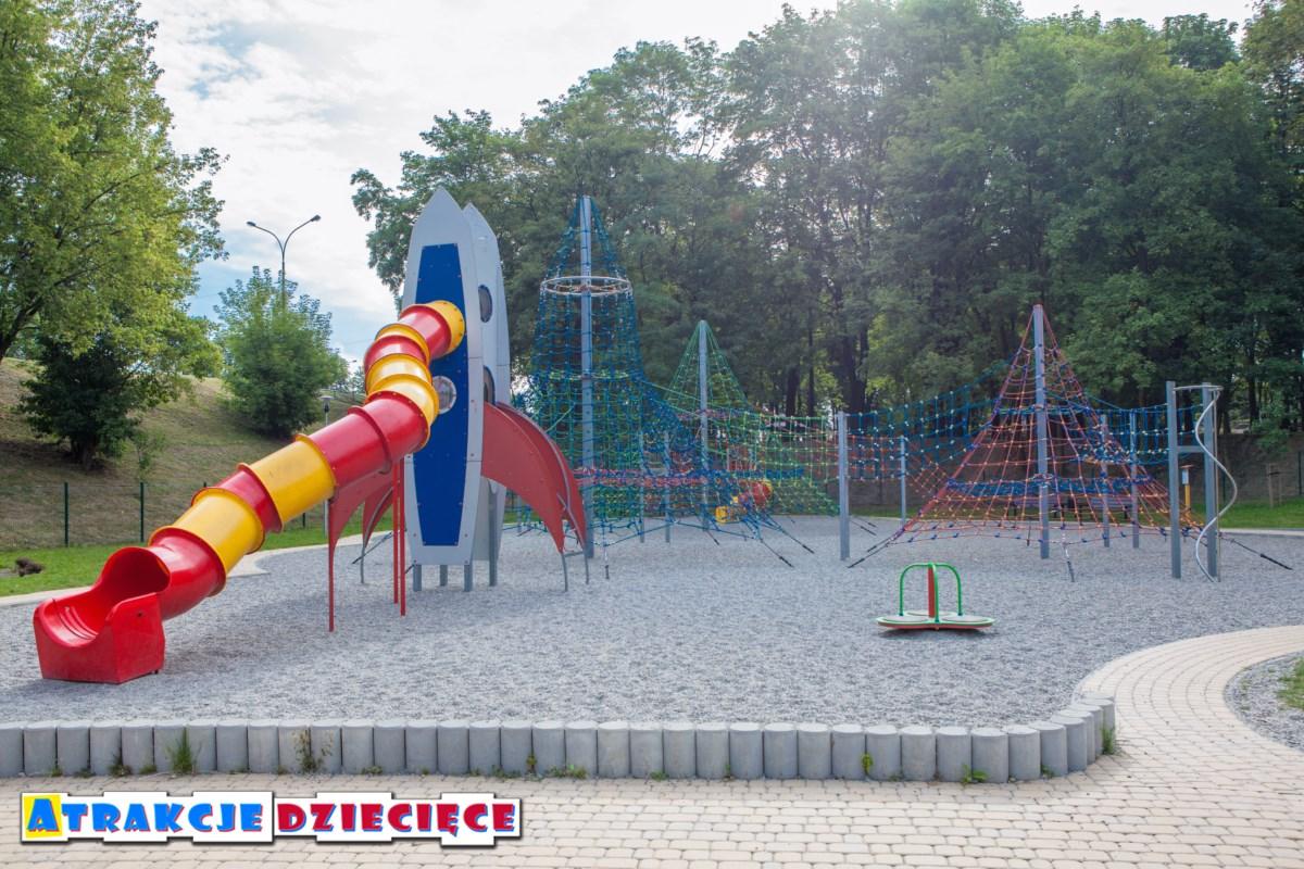 Plac Zabaw Będzin Park Warpie zdjęcie 4