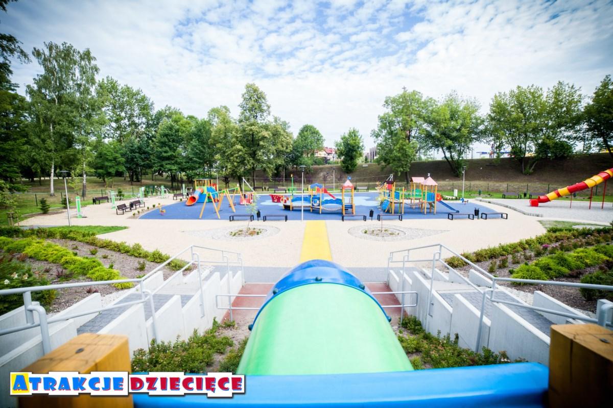 Plac Zabaw Będzin Park Warpie zdjęcie 5