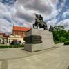 Pomnik Bolesława Chrobrego we Wrocławiu
