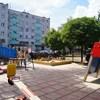 Plac zabaw w Pile, ul. Śródmiejska